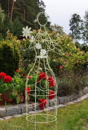 Rzeźba Elf Pergola Z Metalu Do Ogrodu W Stylu Prowansalskim