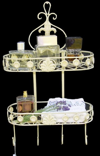 Półka łazienkowa ścienna Na Perfumy Lub Do Kuchni Na Zioła
